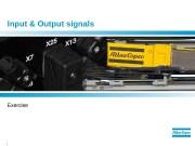 1  Input & Output signals Exercise