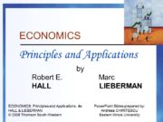 Chapter 1 What is Economics ? Overview What