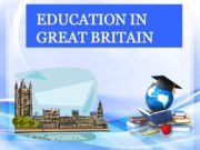 Parliament acts Reform Act 1832 — education was