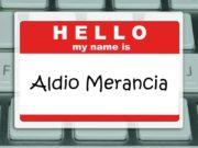 Aldio Merancia You can call me Dio, or