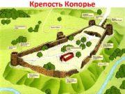 Крепость Копорье  Крепость Копорье Архитектурный ансамбль Крепость