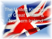 The United Kingdom of Great Britain & Northern