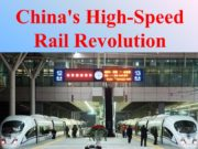 China's High-Speed Rail Revolution Plan Introduction. A little
