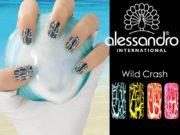 Wild Crash 50-544 Дисплей лаков для ногтей Wild