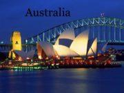 Australia Australia — officially the Commonwealth of Australia,