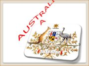 AUSTRALIA Australia-a country located in the southern hemisphere,