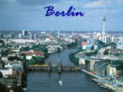 Berlin Berlin Berlin ist eine alte deutsche Stadt.