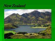 New Zealand  Fact File § § §