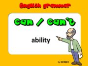 ability by HERBER I can You can He