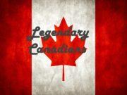 Legendary Canadians Bryan Adams Jim Carrey Mario Lemieux