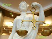 Court of Justice «Court of Justice» The courts