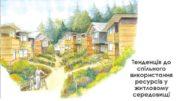 Тенденція до спільного використання ресурсів у житловому середовищі