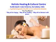 Holistic Healing & Cultural Centre Kudle beach road,