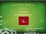 Le Petit Paris Part II