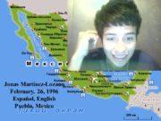 Jonas Martinez-Lozano February, 26, 1996 Español, English Puebla,