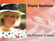 Diana Spencer The Princess of Wales Diana s