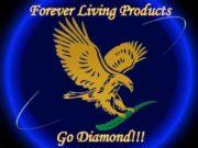 Forever Living Products Go Diamond Вывод токсинов