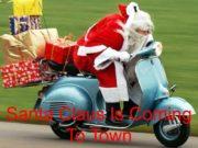 Santa Claus Is Coming To Town Santa Claus