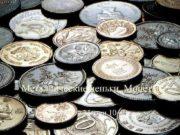 Металлические деньги Монеты Черновой Марии 10 Э
