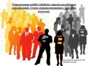 Определение public relations анализ различных определений точки соприкосновения