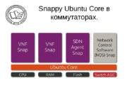 Snappy Ubuntu Core в коммутаторах.  Релиз ядра