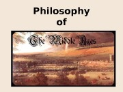 Philosophy of  Plan: 1. 1. General characteristics