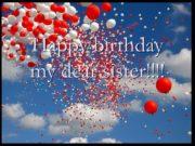 Happy birthday my dear sister!!!! Нехай доля розмалює,