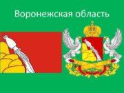 Воронежская область ИСТОРИЯ Образована 13 июня 1934