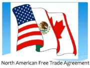 North American Free Trade Agreement NAFTA Североамериканская