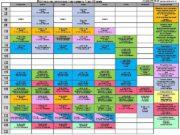 Расписание групповых программ с 1 по 10 мая