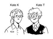 Kate K Kate T Individual reactions to breaking
