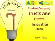 Innovative cane RUSSIA Vologda Our Mission