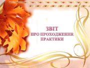Ми проходили практику в Переяслав-Хмельницькому районному центрі соціальних