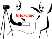 Interview  Глаголы с изменяющейся корневой гласной e