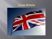 Great Britain Plan Geography Politics Population Climate