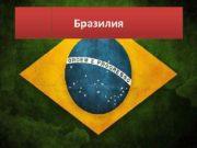 Бразилия Общая характеристика Бразилия — самое крупное