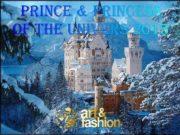 Положение Prince Princess Universe 2016 Организаторы Компания