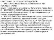 СИМПТОМЫ ОСТРОГО АППЕНДИЦИТА 1 БАРТОМЬЕ-МИХЕЛЬСОНА Болезненность при пальпации