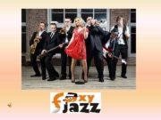 oxy jazz F Foxy jazz дал свой пер