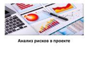 Анализ рисков в проекте Категории рисков − матрица