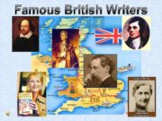 Famous British Writers George Gordon Byron William