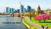 Frankfurt am Main  in der Mitte в