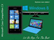 Microsoft Case Competition CX Business case solution Team
