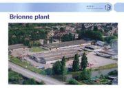 Brionne plant Overview of Brionne Plant Surface