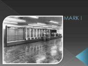 MARK I Марк I Automatic Sequence