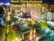 Perm State National Research University Coat of arms