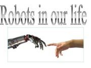Robots are mechanical helpers of humans that are