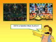 DOTA is funnier than Audition Justin Bieber