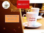 Business plan Zha Kan Ing Ka R