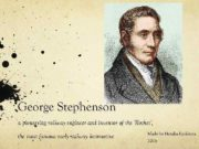 George Stephenson a pioneering railway engineer and inventor